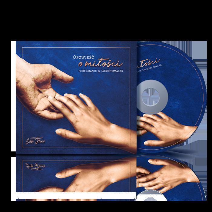 Opowieść o miłości – płyta CD