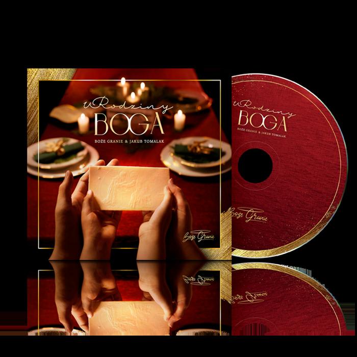 uRodziny Boga – płyta CD