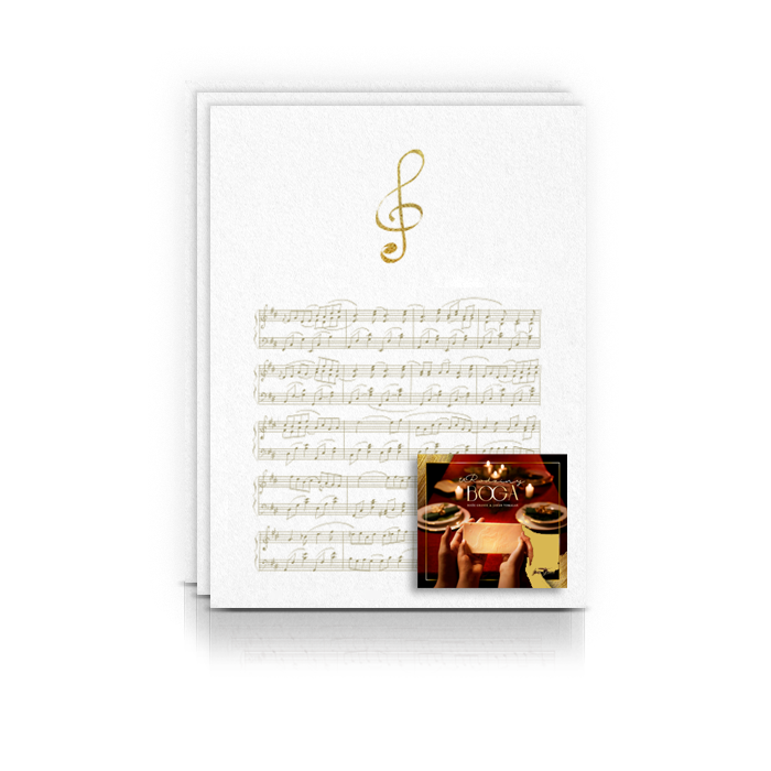 Nuty – PAKIET uRodziny Boga – prymki & akordy – 10 UTWORÓW